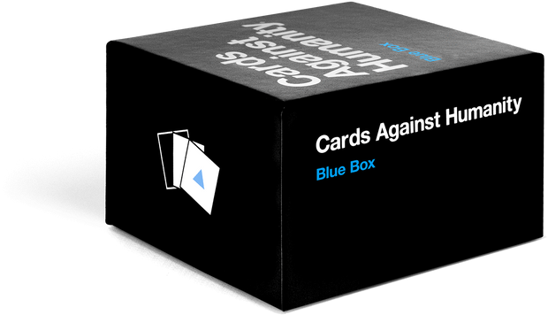 Cards Against Humanity Blue Box Expansion-Adult Games-Other-Blue Box-OPUS Design