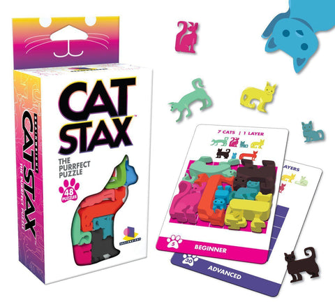 Cat Stax-Games-Other-OPUS Design