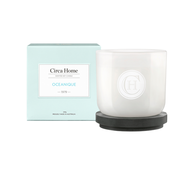 Circa Home 1979 Oceanique 260g Soy Candle