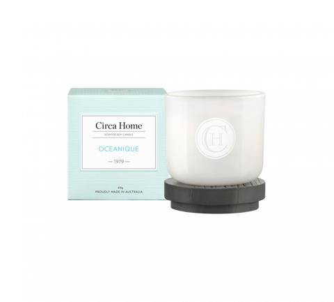 Circa Home 1979 Oceanique Soy Mini Candle 60g