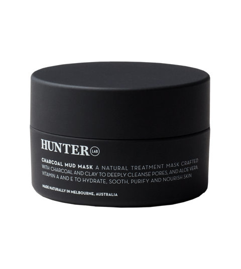 Charcoal Mud Mask-Men's Skincare-Hunter Lab-OPUS Design