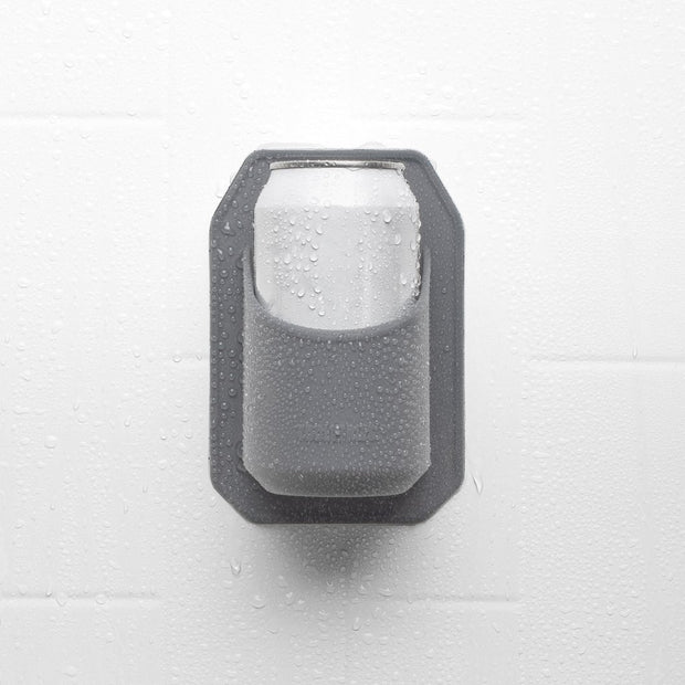 Tooletries - Shower Drink Holder - Grey