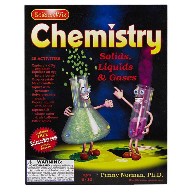 Chemistry Kit - Science Wiz-Toys-Other-OPUS Design