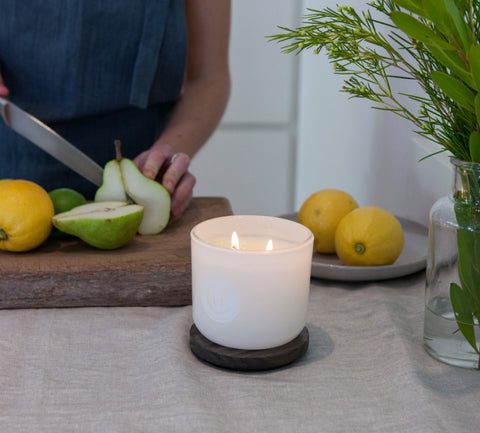Circa Home - 1977 Pear & Lime 260g Soy Candle