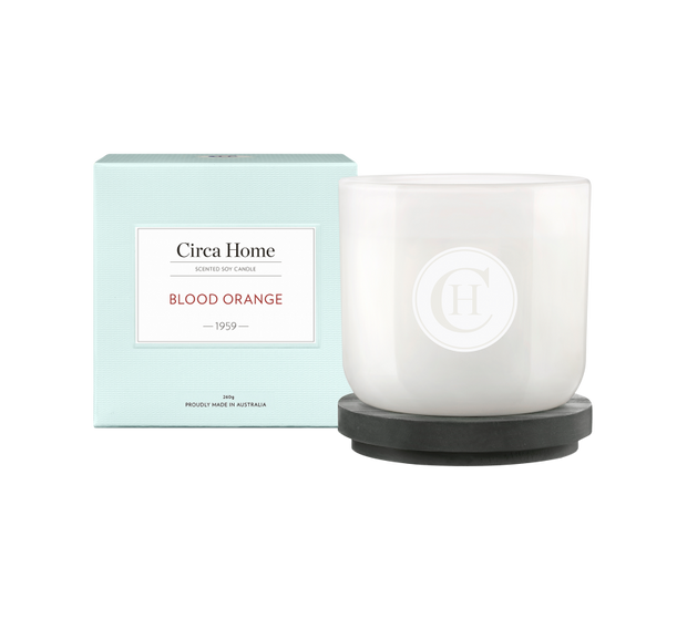 Circa Home 1959 Blood Orange Soy Candle