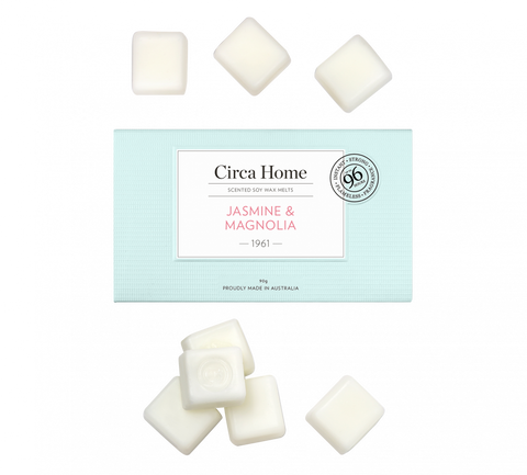 Circa Home 1961 Jasmine & Magnolia Scented Soy Melts