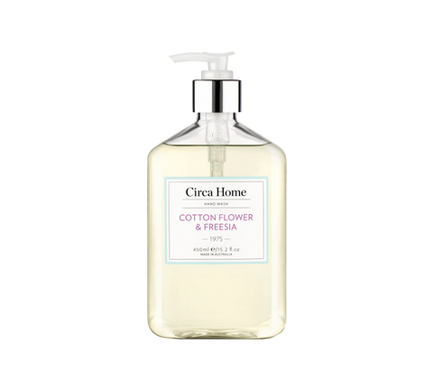 Circa Home - 1975 Cotton Flower & Freesia Hand Wash