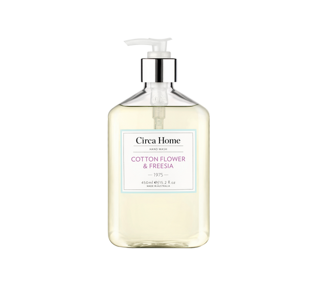 Circa Home 1975 Cotton Flower & Freesia Hand Wash