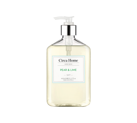 Circa Home 1977 Pear & Lime Hand Wash