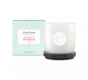 Circa Home - Coconut & Watermelon Soy 260g Candle