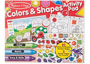 Colours & Shapes Activity Pad-Toys-M&D-OPUS Design