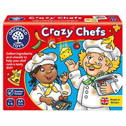 Orchard Game - Crazy Chefs Game