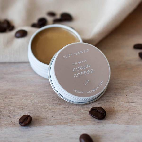 Butt Naked - Cuban Coffee Lip Balm