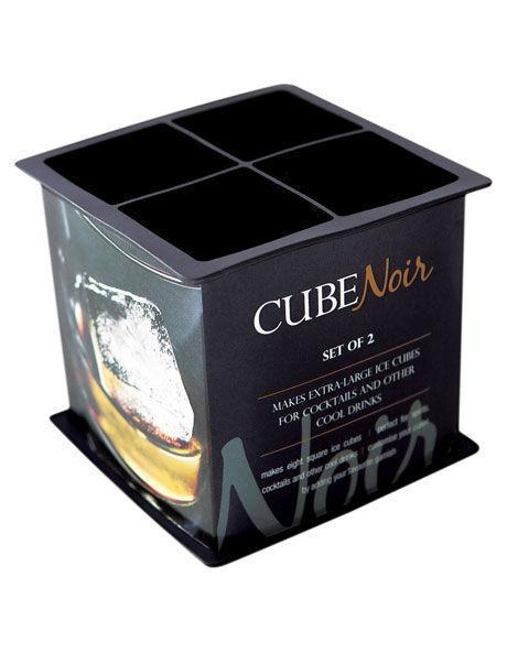Cube Noir Ice Cube Trays-Barware-Other-OPUS Design