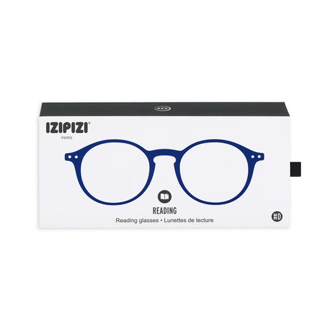 Izipizi: Reading Collection #D - Navy Blue