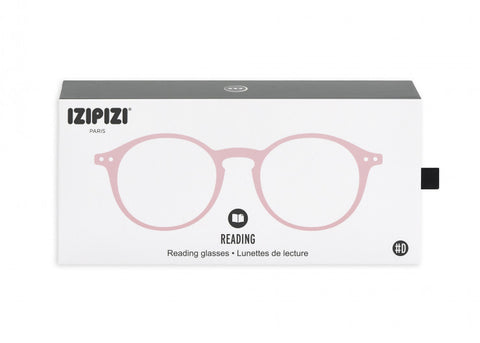 Izipizi: Reading Collection #D - Light Pink