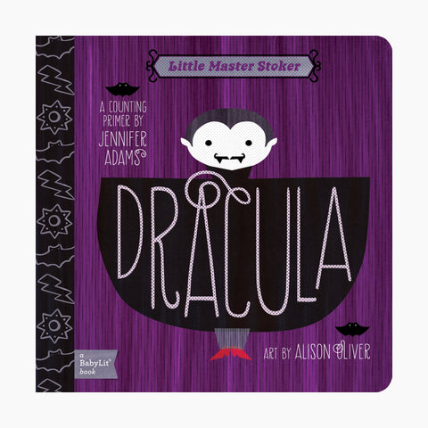 Little Master Stoker Dracula: A Counting Primer