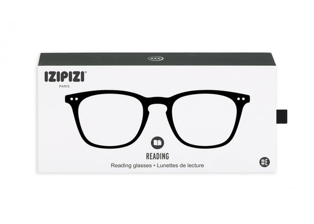 Izipizi - Reading Collection #E - Black