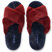 Kip & Co - Midnight Merlot Womens Slippers