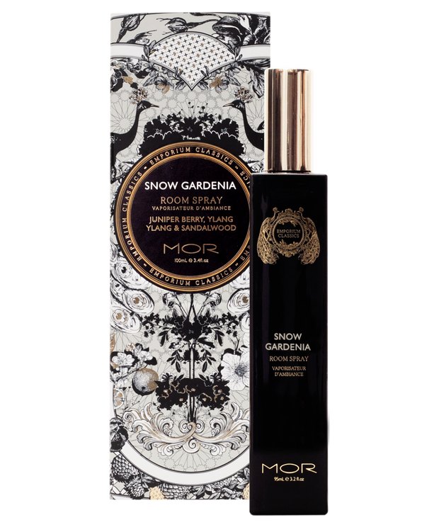 MOR - Emporium Classics Snow Gardenia Room Spray 95mL