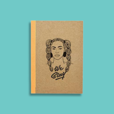 Famous Flames QueenB Journal-Notebooks-Famous Flames-OPUS Design