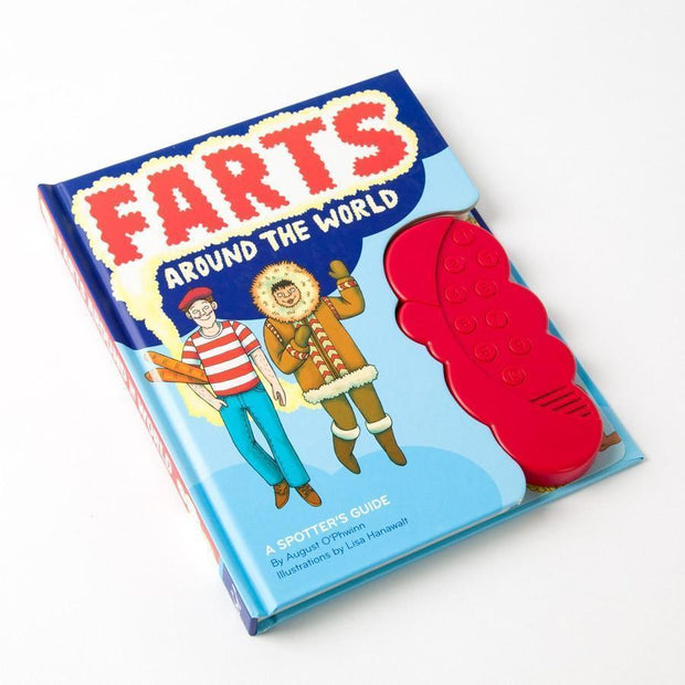 Farts Around The World-Novelty Books-Other-OPUS Design