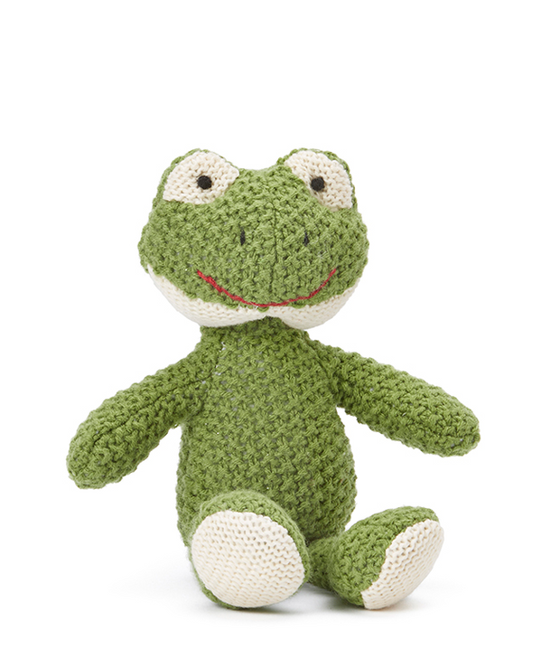 Finny The Frog Rattle-Rattle-Nana Huchy-OPUS Design