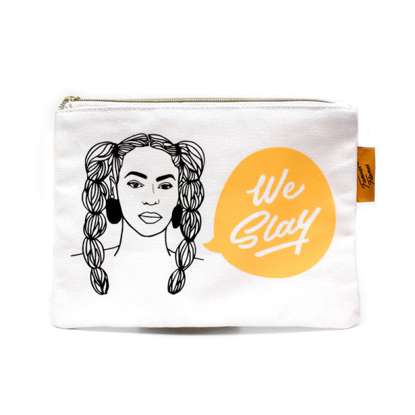 Famous Flames - Queen B Accessories Pouch