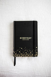 Frank Stationery Everyday Planner-Notebooks-Frank Stationery-Black-OPUS Design
