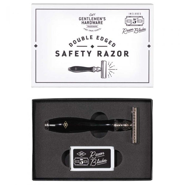 Gentlemen's Hardware - Double-Edged Safety Razor