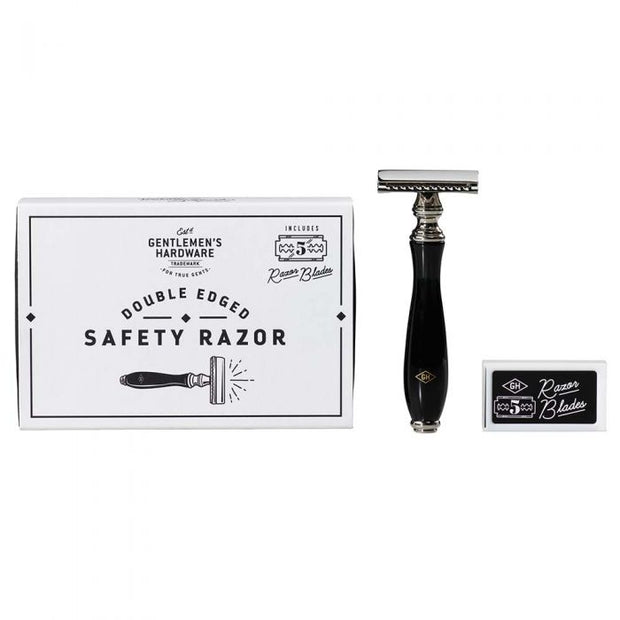 Gent's Hardware Double-Edged Safety Razor