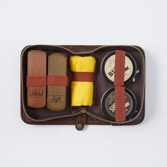Gent's Hardware Shoe Polish Kit-Tools-Gent's Hardware-OPUS Design