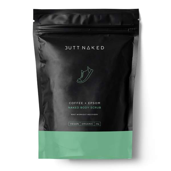 Butt Naked - Coffee & Epsom Body Scrub