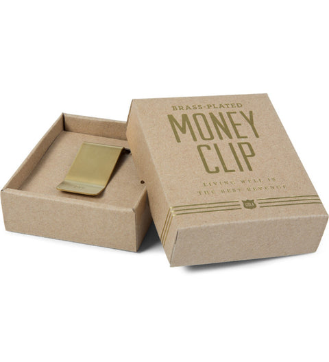 Izola - Living Well Money Clip