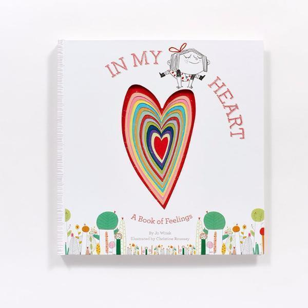 In My Heart: A Book Of Feelings-Children's Books-Other-OPUS Design
