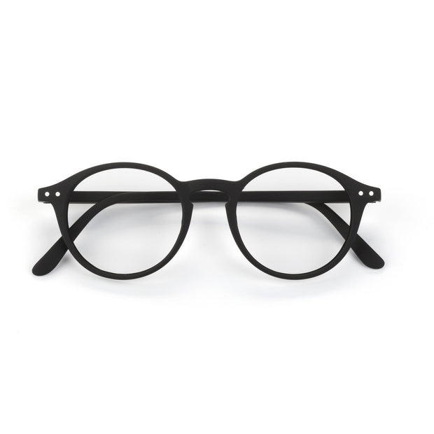 Izipizi: Reading Collection D-Reading Glasses-Izipizi-Black-+1-OPUS Design