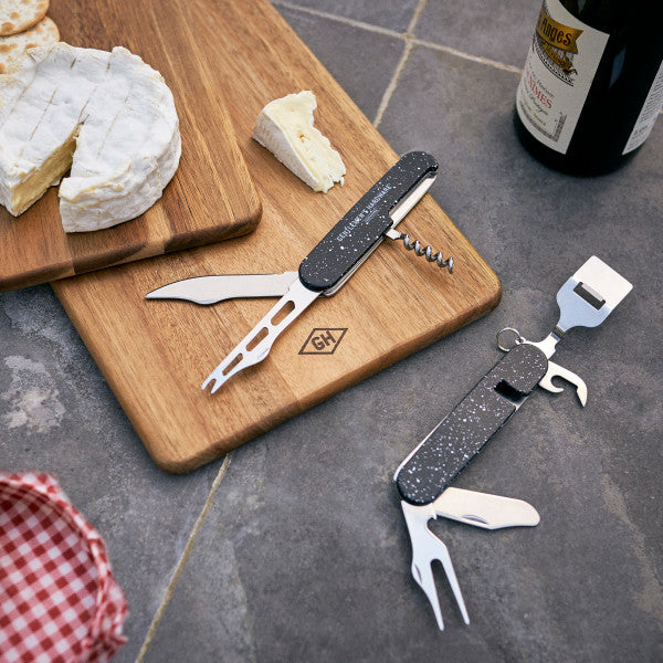 Gent's Hardware - Cheese & Wine Tool