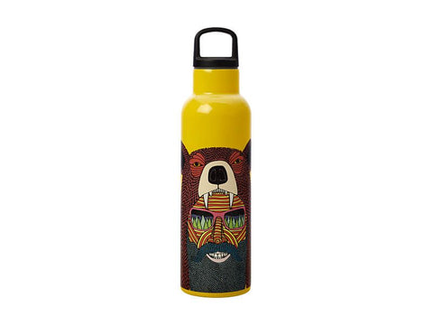 Maxwell & Williams x Mulga the Artist - Insulated Bottle 600ml Bear Man