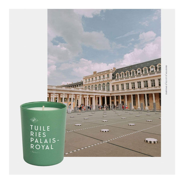 Kerzon - Tuileries Palais-Royal Candle