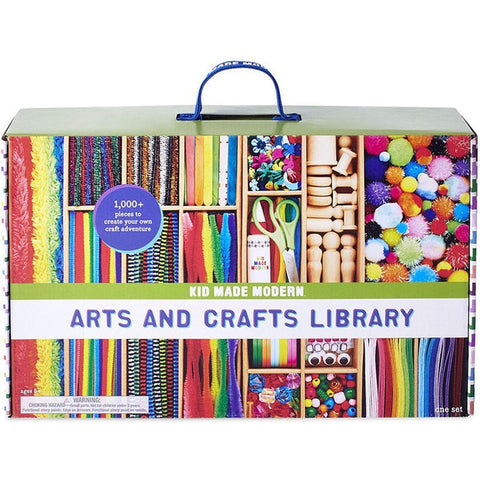 Kid Made Modern - Arts and Crafts Library
