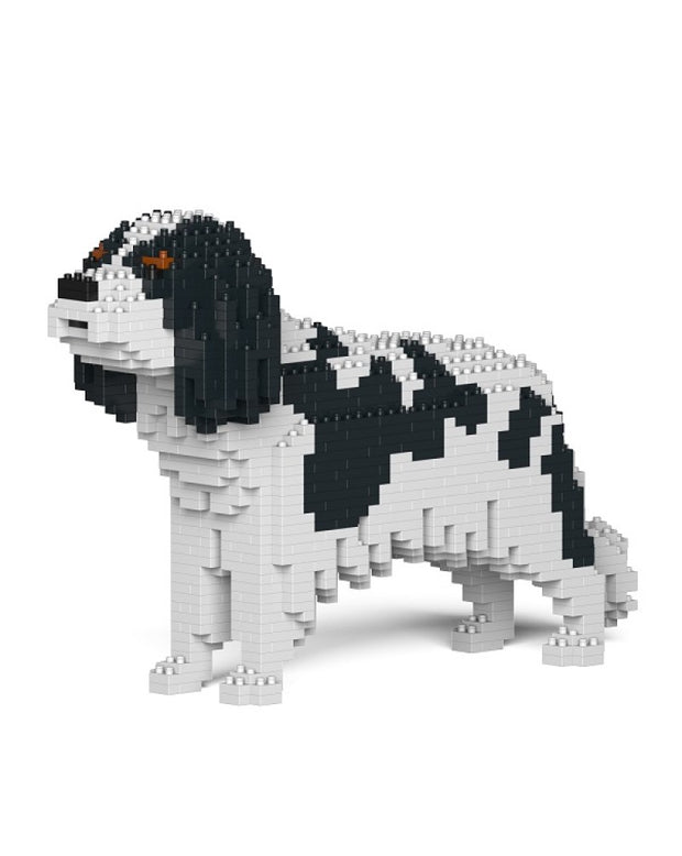 Jekca Building Blocks - Cavalier King Charles Spaniel