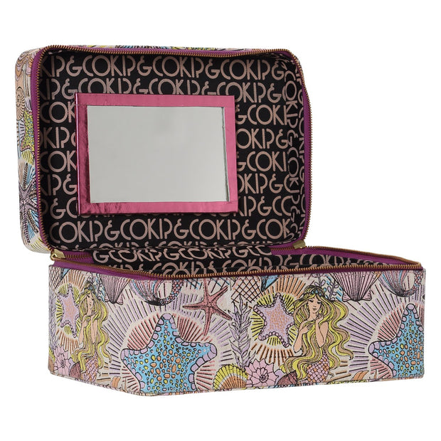 Kip & Co Neptune'S Kingdom Toiletry Case-Toiletry Case-Kip & Co-OPUS Design