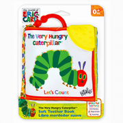 The Very Hungry Caterpillar - 'Let's Count' Clip-On Soft Book