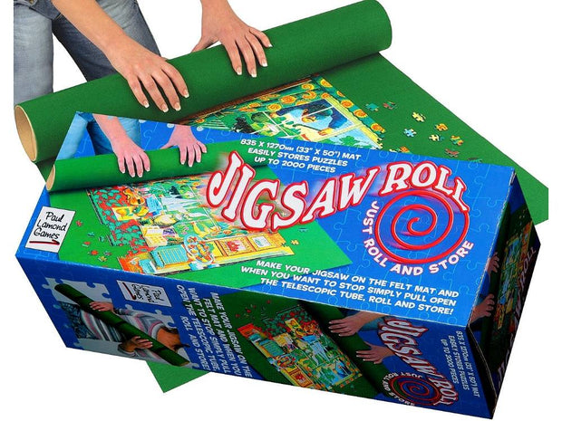 Jigsaw Roll (for up to 2000 Piece)
