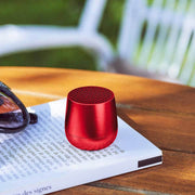 Lexon - Mino Red Portable Bluetooth Speaker