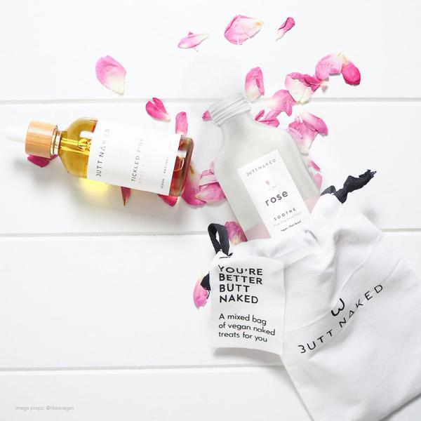 Butt Naked - Rosey Cheek Care Kit