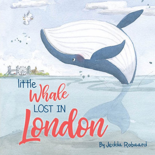 Little Whale Lost In London