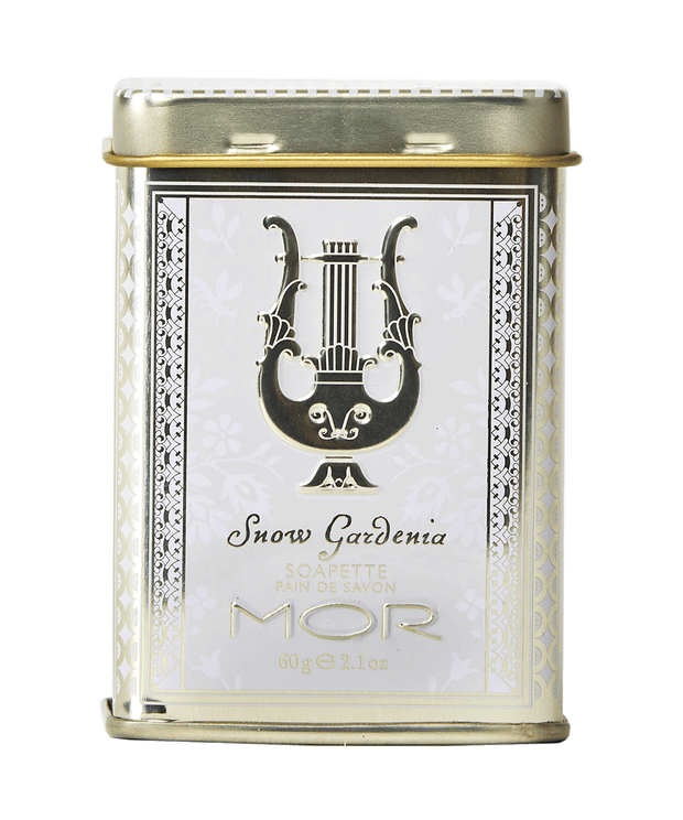 MOR - Little Luxuries Snow Gardenia Soapette
