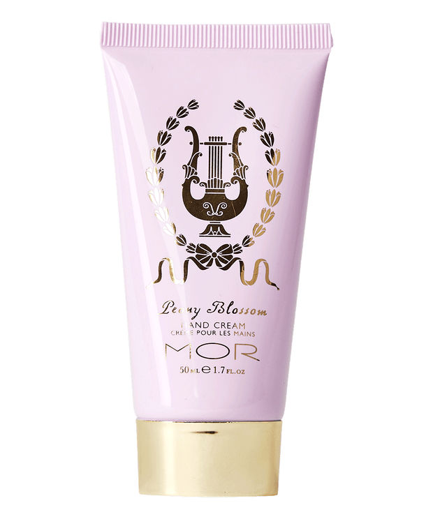 MOR - Little Luxuries Peony Blossom Hand Cream 50ml