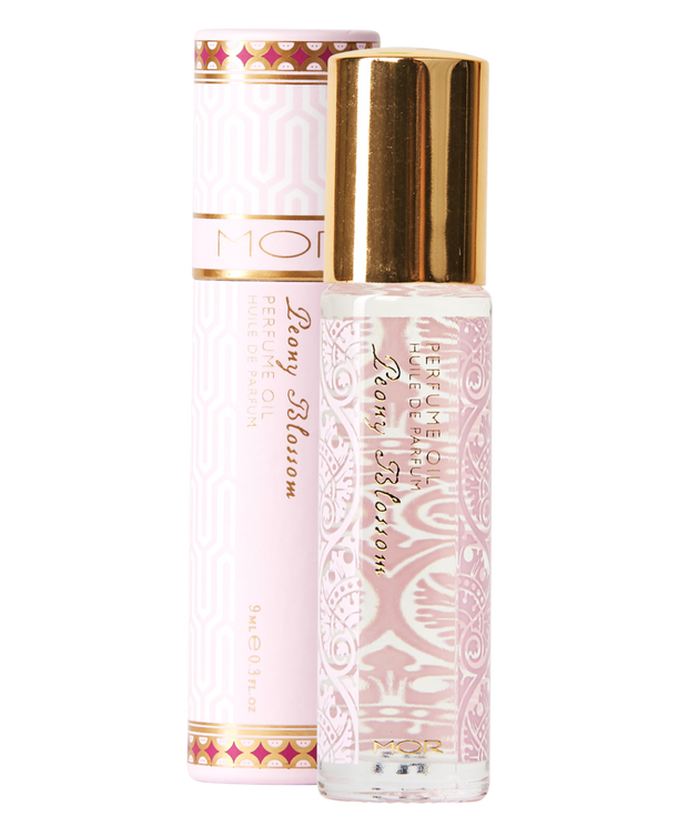 MOR - Little Luxuries Peony Blossom Perfume Oil